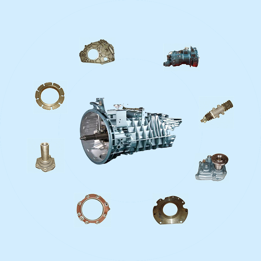 ZF transmission - China National Heavy Duty Truck Group Co , Ltd